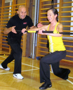 Training im Akutsportverein